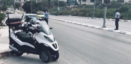 تعديل قانون المرور الفلسطيني