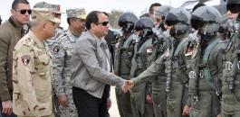 الجيش المصري وليبيا