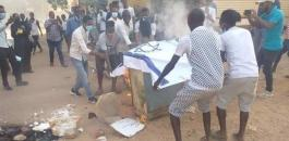 حملة في السودان رفضا للتطبيع