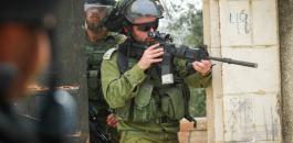اصابة جنود اسرائيليين في اقتحام لمخيم بلاطة