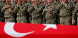 مقتل جنود اتراك في سوريا