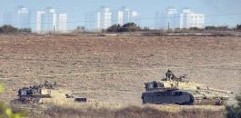 المقاومة في غزة تتصدى للجيش الاسرائيلي