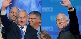 نتنياهو وليبرمان وغانتس والحكومة الاسرائيلية