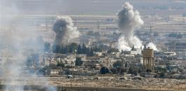 مقتل اطفال  فلسطينيين في حرب سوريا