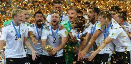 فوز المانيا بكأس القارات