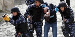 القبض على مطلوبين في الضفة الغربية
