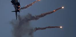 اسرائيل تقصف سوريا