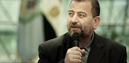 صالح العاروري والقضية الفلسطينية