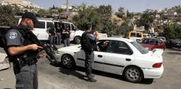 اعتقال فلسطينيين في حزما