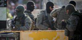 ليبرمان ومتقل جندي اسرائيلي في بيت لحم