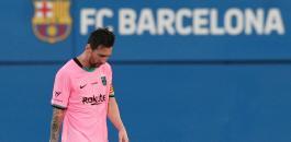 نادي برشلونة والافلاس