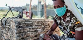 الجيش الاثيوبي والحرب
