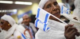 جلب يهود من اثيوبيا الى فلسطين