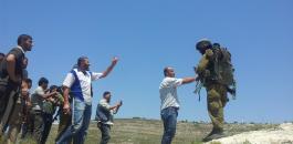 المستوطنون يختطفون طفلين من مادما
