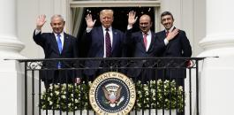 اتفاقيات التطبيع واسرائيل