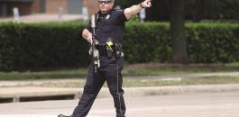 مقتل شرطي في تكساس