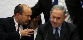 بنيت وقطاع غزة واسرائيل