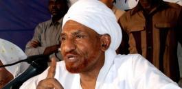 الصادق المهدي والسودان