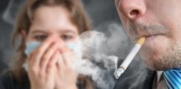 التدخين والاطفال والاحفاد