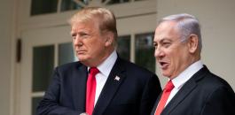 ترامب واسرائيل والدعم
