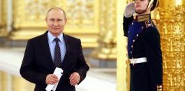 بوتين وفيروس كورونا