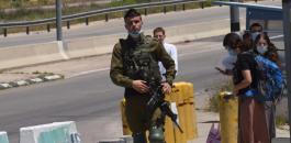 الشرطة الاسرائيلية والهبة الاخيرة