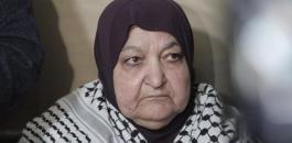عباس والمناضلة ام ناصر ابو حميد