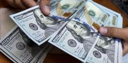 الدولار يواصل هبوطه أمام الشيكل