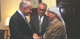 ليبرمان ونتنياهو واسرائيل