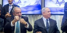 ليبرمان والحكومة الاسرائيلية