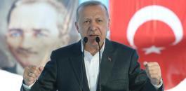 اردوغان وشرقي المتوسط