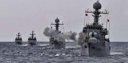 البحرية التركية واسرائيل