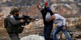 قوة خاصة اسرائيلية تعتقل شبان من رام الله