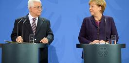 عباس في المانيا