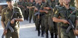 الامن الفلسطيني