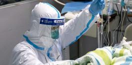 مريض بفيروس كورونا يهرب من المستشفى