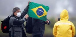 البرازيل وفيروس كورونا