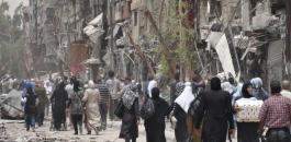 اللاجئين الفلسطينيين في سوريا