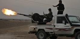 الجيش السوري وداعش