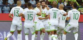 الجزائر زيمبابوي