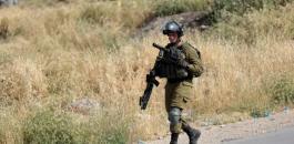 اطلاق النار على شاب غرب رام الله