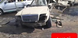 وفاة مواطن في حوادث سير بقطاع غزة