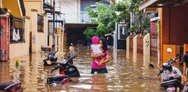 فيضانات اندونيسيا