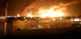 الحوثيون وقصف مواقع سعودية