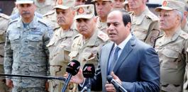 تركيا والجيش المصري  في ليبيا