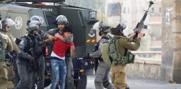 اطلاق سراح اسير فلسطيني من سجن عوفر عن طريق الخطأ