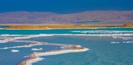 درجات الحرارة في البحر الميت