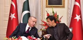 تحالف تركيا باكستان