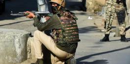 اندلاع اشتباكات بين الجيشان الصيني والهندي