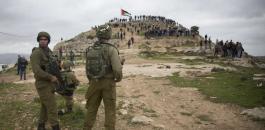 الضم واسرائيل والسلطة